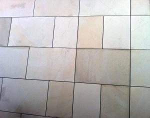Sydney sandstone polishing